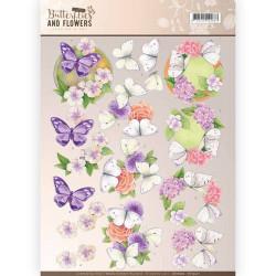 Jeanine's Art - Butterflies...