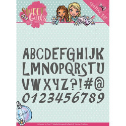 DIXI CRAFT - CLEARSTAMP - Sketch – Heart - STAMP0100