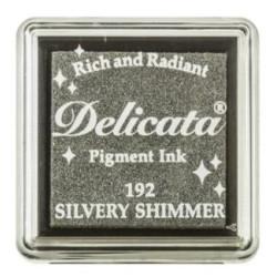 Delicata - Metallic Silvery...