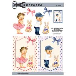 Leane Creatief - Lea'bilitie® - Flower basket