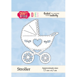 Craft & You - Stroller - CW043