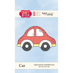 Craft & You - Car - CW044