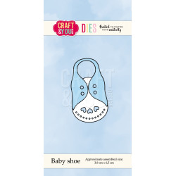 Craft & You - Baby Shoe -...