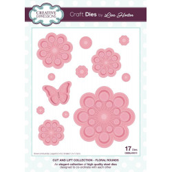 Marianne Design - Papirblok - Berry Christmas - PB7053