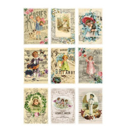 REPRINT - Antique Posters -...