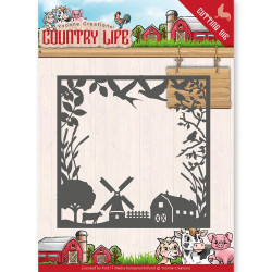 Yvonne Creations - Country Life - Frame - YCD10123