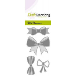 CraftEmotions - Bows -...