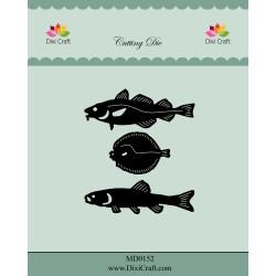 Dixi Craft - Fish - MD0152