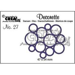 CREAlies - Deconette Dies...
