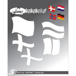 By Lene - Large Flag - BLD1081