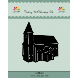 Dixi Craft - Church - MDL005