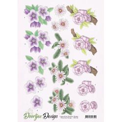Doortjes Design - Pink...