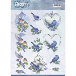 Stitch and Do 75 - Amy Design - Hortensia