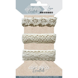 Card Deco Essentials - Lace