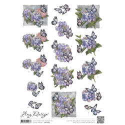 Amy Design - Hortensias -...