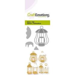 CraftEmotions - 3 Lanterns...