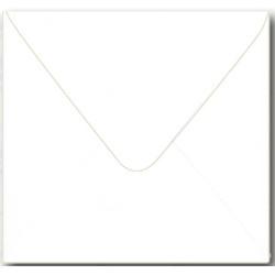 Kuverter 15.4x15.4 cm - Hvid