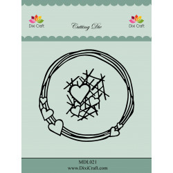 Card Deco - Designer Sheets - Spring Edition - oranje