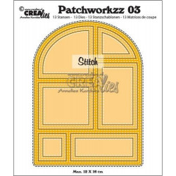 CREAlies - Modern Stitched...