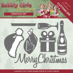 Yvonne Creations - Bubbly...