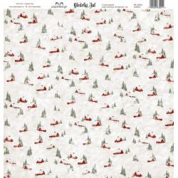 Papirdesign - Gledelig Jul...