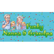 Funky Nanna And Grandpa