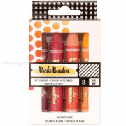 Vicki Boutin - Oil Art Crayons