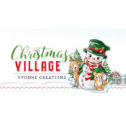 Christmas village serien fra Yvonne Creations