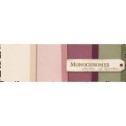 Monochromes - Shades Of Winter
