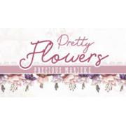 Pretty Flowers serien fra Precious Marieke