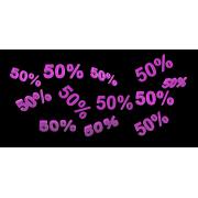 Spar 50%