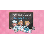 Bubbly Girls Professions