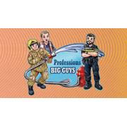 Big Guys Professions