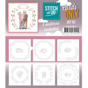 Stitch And Do - Cards Only