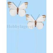 Hobbyfun - Blomster Og Sommerfugle