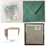 Kuverter Og Cellofanposer