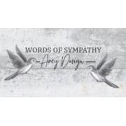 Words Of Sympathy